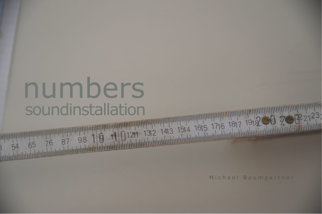 numbers_soundinstallation